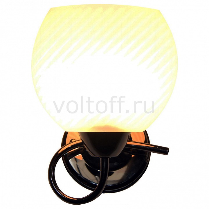 Бра IDLamp 853 853/1A-Blackchrome