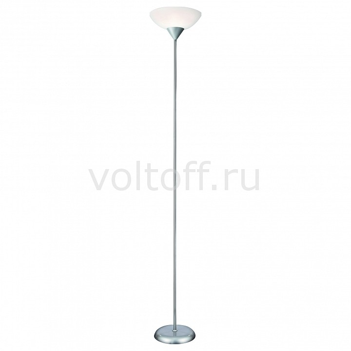 Торшер Arte Lamp Duetto A9569PN-1SI торшер arte lamp duetto led a5905pn 2cc