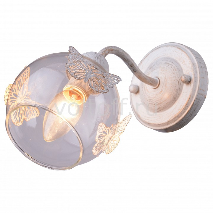 Бра Arte Lamp Alessandra A5004AP-1WG бра arte lamp sailor a4524ap 1wg