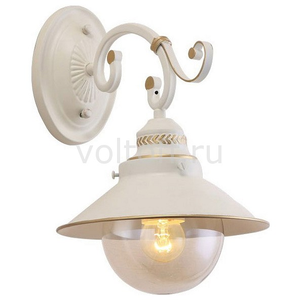 Бра Arte Lamp Grazioso A4577AP-1WG бра arte lamp sailor a4524ap 1wg