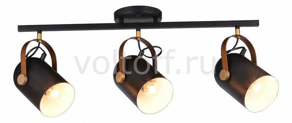 Спот IDLamp Intradossi 364/3A-Black цена