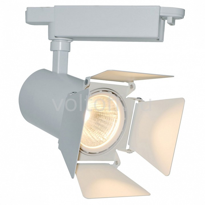 Светильник на штанге Arte Lamp Track Lights A6730PL-1WH Track Lights A6730PL-1WH arte lamp a4289sp 1wh
