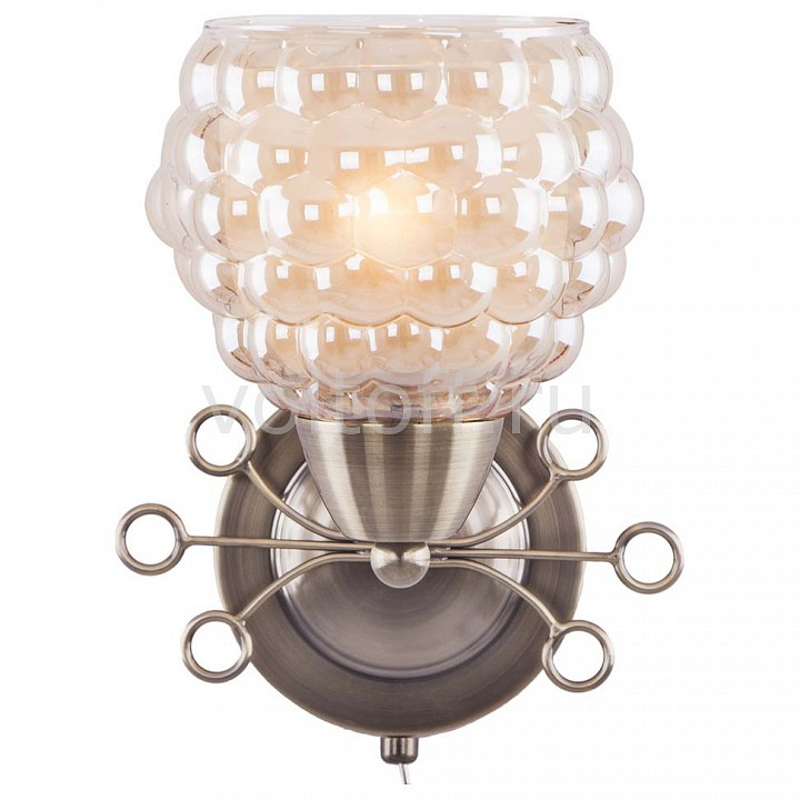 Бра IDLamp Verity 286/1A-Oldbronze цена и фото