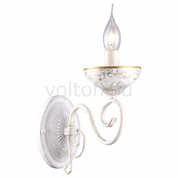 Бра Arte Lamp Lucia A9594AP-1WG бра arte lamp sailor a4524ap 1wg