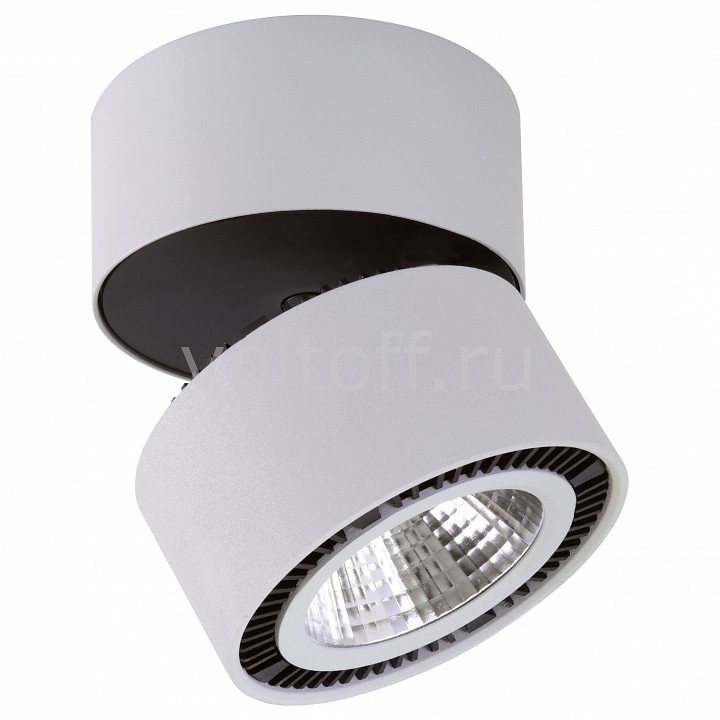 Спот Lightstar Forte Muro LED 213839 девушка из джерси