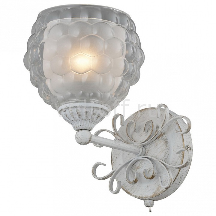 Бра IDLamp Bella 285/1A-Whitepatina цены онлайн