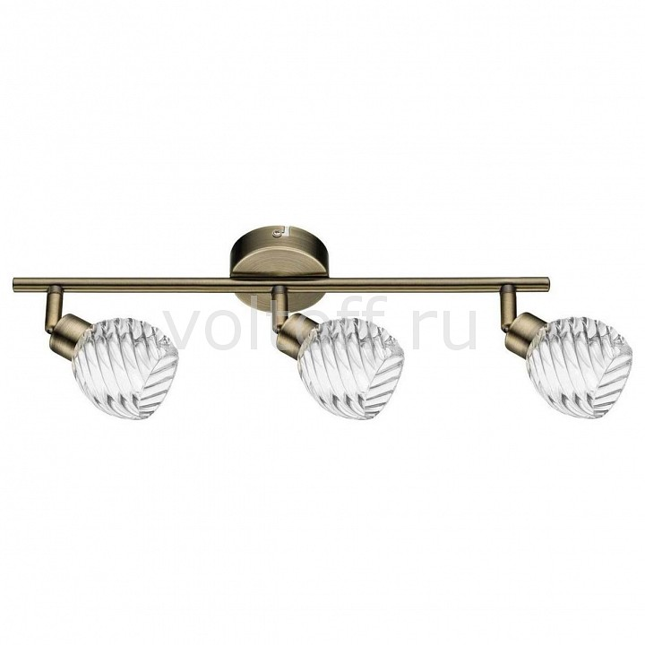 Спот Britop Wave Antique brass 2102311 wall mount ceramic cup toilet brush holder antique brass