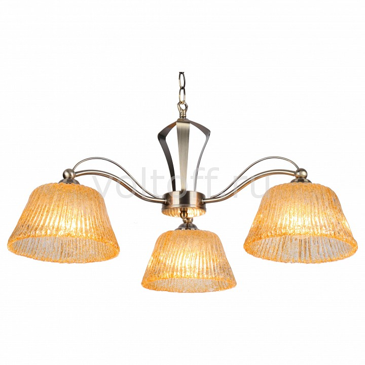 Подвесная люстра Arte Lamp Dolce A8108LM-3AB crocker nature and culture