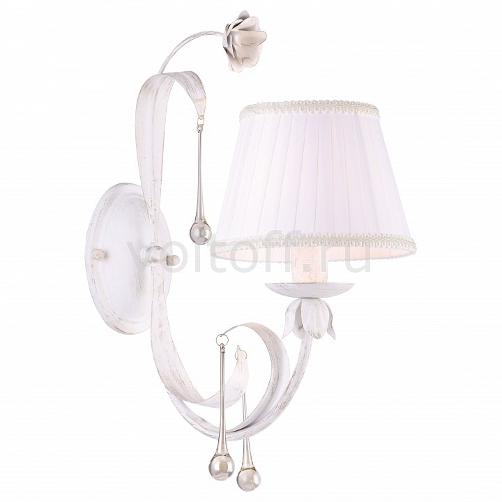 Бра Arte Lamp Borgia A8100AP-1WG бра arte lamp sailor a4524ap 1wg