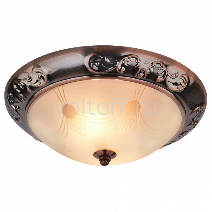 Накладной светильник Arte Lamp Alta A3014PL-2AC one fifth avenue