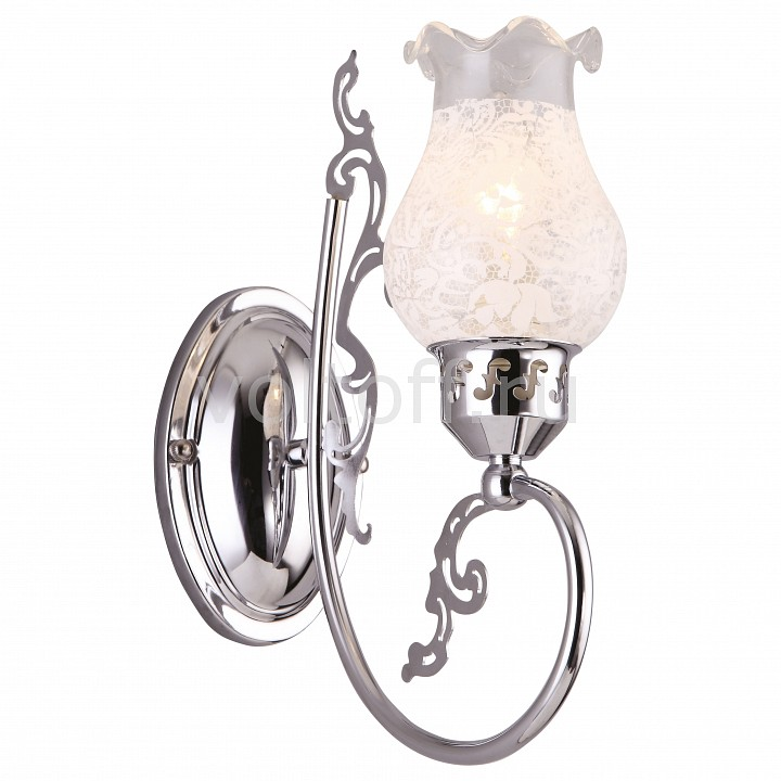 Бра Arte Lamp Ballerina A9561AP-1CC бра arte lamp brooklyn a9484ap 1cc