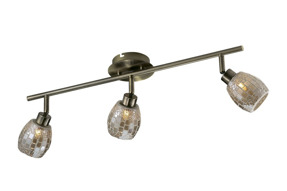 Спот Odeon Light Glosse 2166/3W бра odeon light salgera 2912 3w