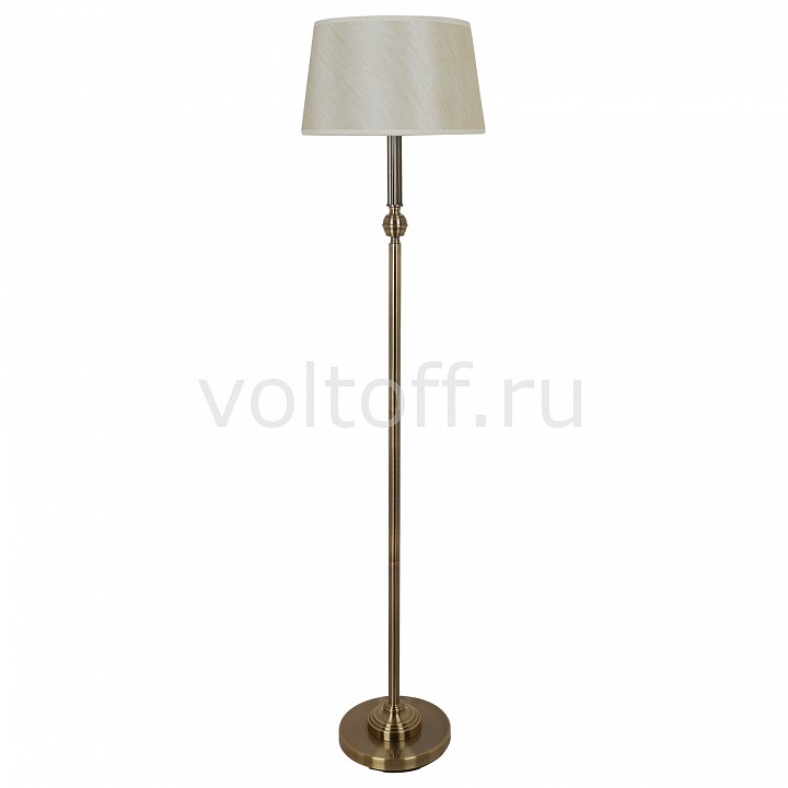 Торшер Arte Lamp York A2273PN-1RB лампа настольная arte lamp a9369lt 1rb