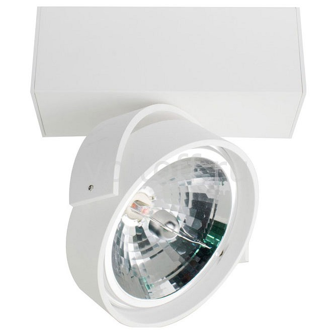 Светильник на штанге Donolux DL18407/11WW-White 6w 3300k 300lm 4 led warm white light down ceiling lamp ac 85 265v