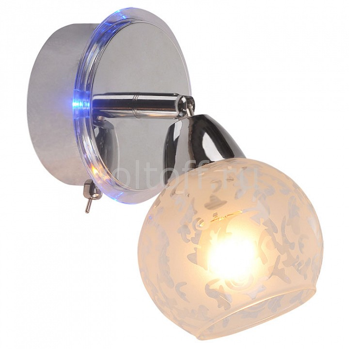 Бра IDLamp 200/1A-Chrome бра idlamp 387 5a chrome