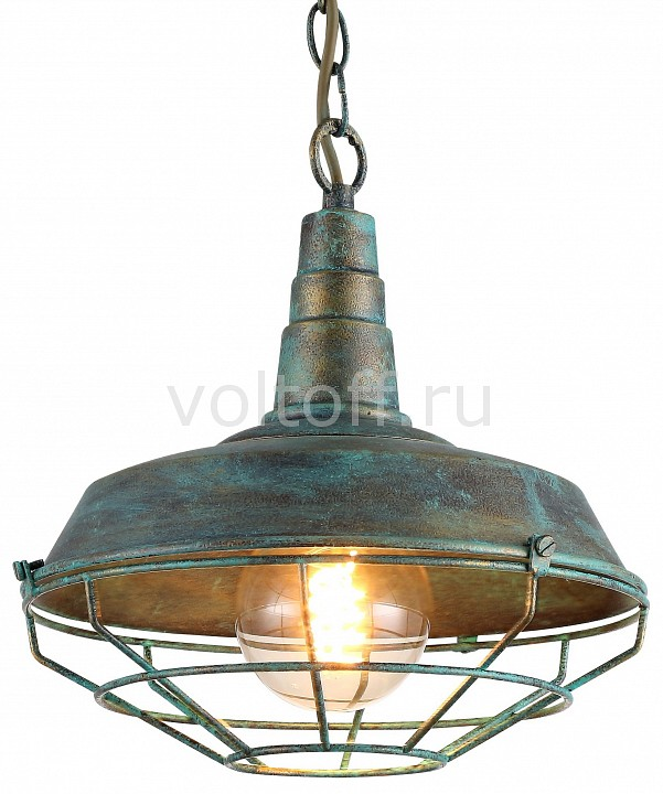 Подвесной светильник Arte Lamp Ferrico A9181SP-1BG arte lamp a9181sp 1bg