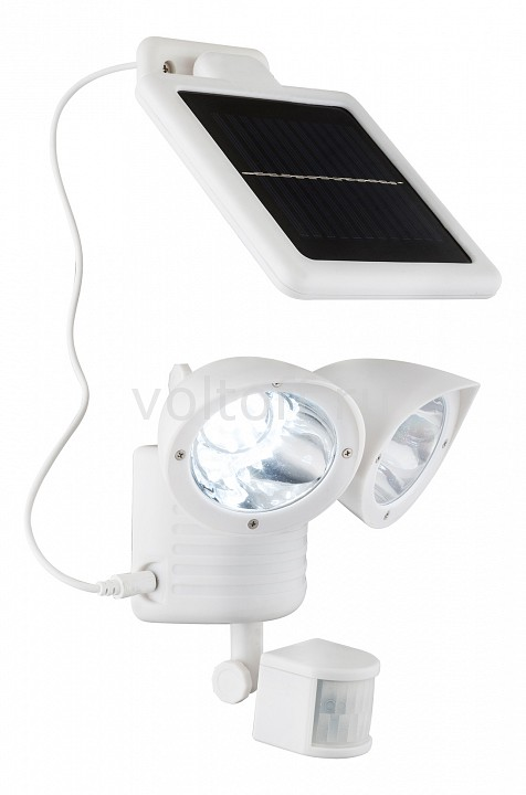Светильник на штанге Globo Solar 3723S 12v 24v 40a mppt pwm solar regulator with lcd display usb intelligent streetlight three time solar charge controller y solar