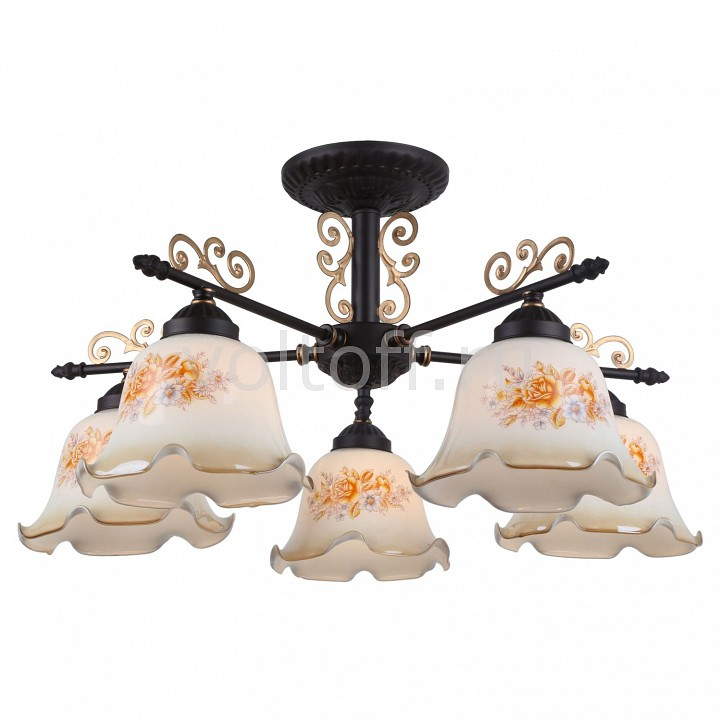 Люстра на штанге Arte Lamp Aroma A6582PL-5BR ароматизатор aroma wind 002 a