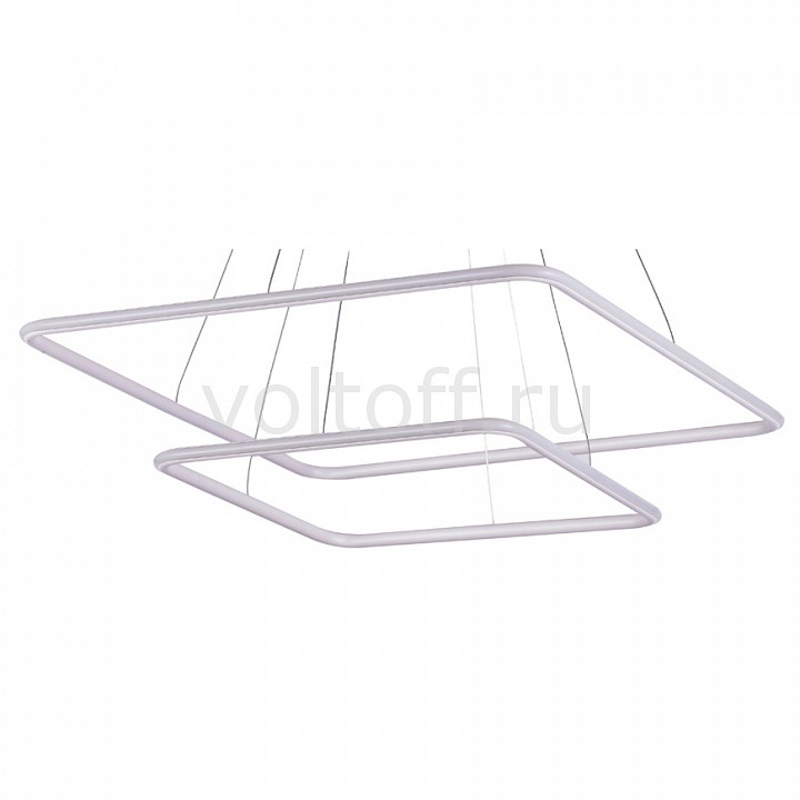 Подвесной светильник Donolux 111024 S111024/2SQ 75W White Out